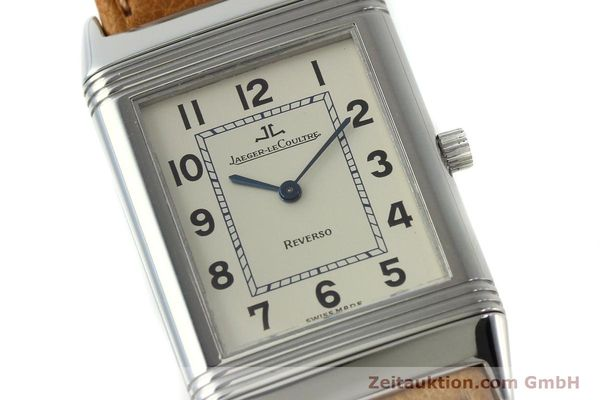 Used luxury watch Jaeger Le Coultre Reverso steel manual winding Kal. 846 Ref. 250.8.86  | 151739 02