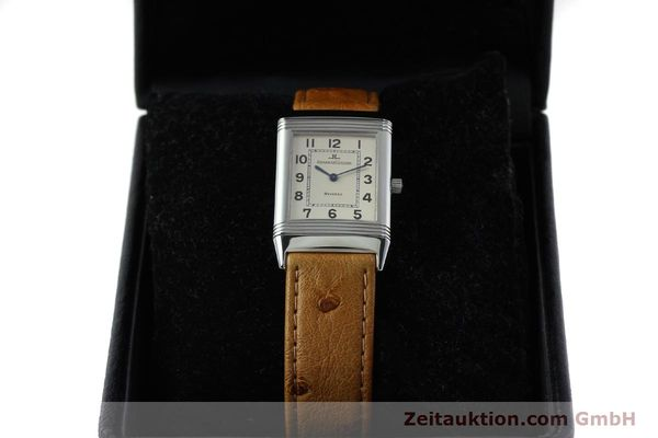 Used luxury watch Jaeger Le Coultre Reverso steel manual winding Kal. 846 Ref. 250.8.86  | 151739 07