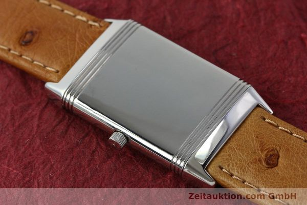 Used luxury watch Jaeger Le Coultre Reverso steel manual winding Kal. 846 Ref. 250.8.86  | 151739 13