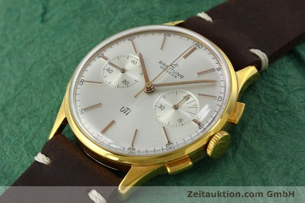 Used luxury watch Breitling Top Time chronograph gold-plated manual winding Kal. Venus 188 Ref. 1781 VINTAGE  | 151742 01