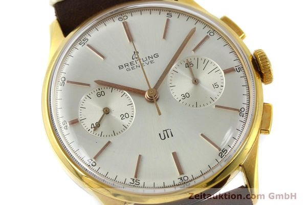 Used luxury watch Breitling Top Time chronograph gold-plated manual winding Kal. Venus 188 Ref. 1781 VINTAGE  | 151742 02