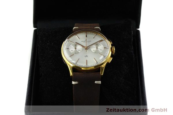 Used luxury watch Breitling Top Time chronograph gold-plated manual winding Kal. Venus 188 Ref. 1781 VINTAGE  | 151742 07
