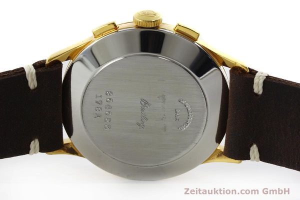 Used luxury watch Breitling Top Time chronograph gold-plated manual winding Kal. Venus 188 Ref. 1781 VINTAGE  | 151742 09