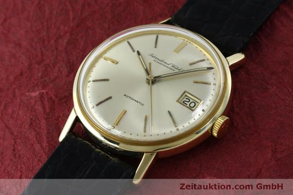 Used luxury watch IWC Portofino 18 ct gold automatic Kal. 8541 Ref. 807A  | 151749 01