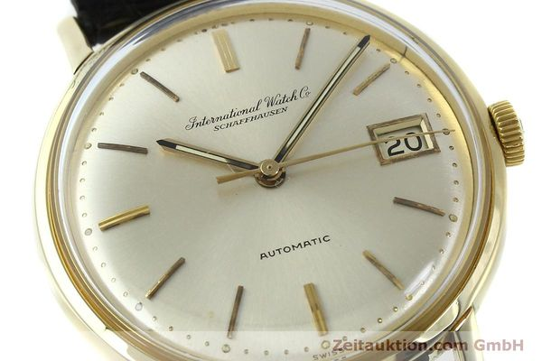 Used luxury watch IWC Portofino 18 ct gold automatic Kal. 8541 Ref. 807A  | 151749 02