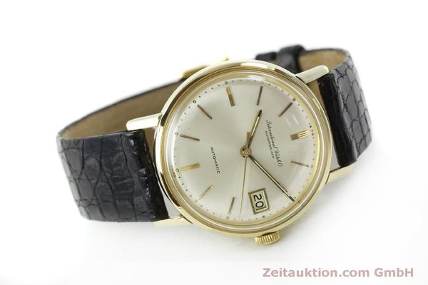 Used luxury watch IWC Portofino 18 ct gold automatic Kal. 8541 Ref. 807A  | 151749 03