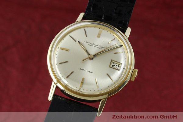 Used luxury watch IWC Portofino 18 ct gold automatic Kal. 8541 Ref. 807A  | 151749 04