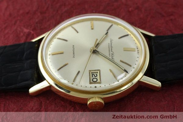 Used luxury watch IWC Portofino 18 ct gold automatic Kal. 8541 Ref. 807A  | 151749 05