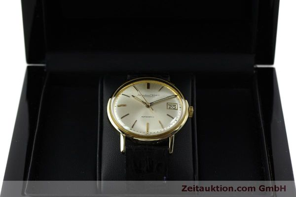 Used luxury watch IWC Portofino 18 ct gold automatic Kal. 8541 Ref. 807A  | 151749 07