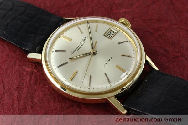 Used luxury watch IWC Portofino 18 ct gold automatic Kal. 8541 Ref. 807A  | 151749 14