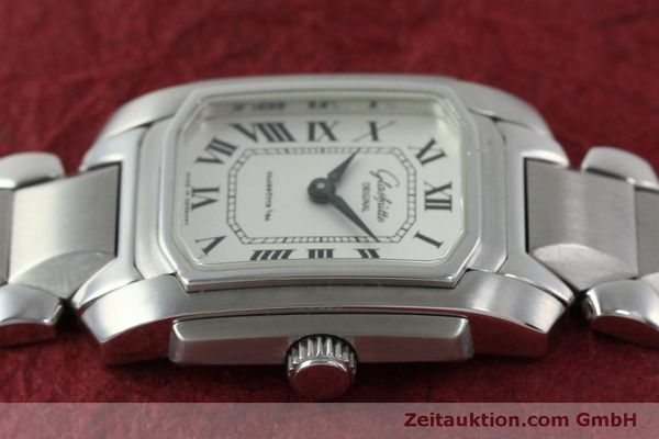 Used luxury watch Glashütte * steel manual winding Kal. GUB 21  | 151750 05
