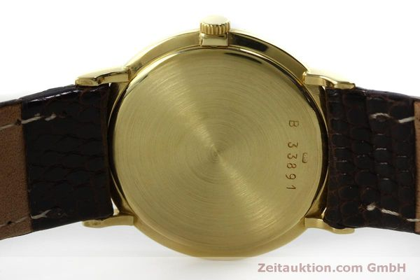 Used luxury watch Audemars Piguet * 18 ct gold manual winding Kal. 2003/1  | 151758 08