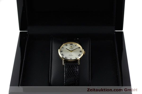 Used luxury watch Rolex Cellini 18 ct gold manual winding Kal. 1600 Ref. 4109  | 151759 07