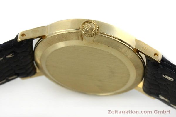 Used luxury watch Rolex Cellini 18 ct gold manual winding Kal. 1600 Ref. 4109  | 151759 11