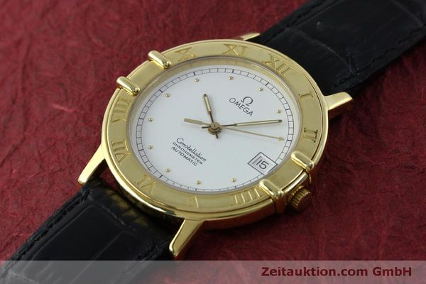 Used luxury watch Omega Constellation 18 ct gold automatic Kal. 1111  | 151761 01