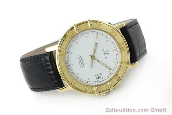 Used luxury watch Omega Constellation 18 ct gold automatic Kal. 1111  | 151761 03