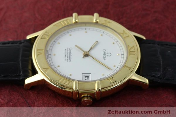 Used luxury watch Omega Constellation 18 ct gold automatic Kal. 1111  | 151761 05