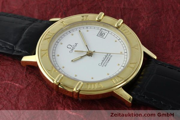 Used luxury watch Omega Constellation 18 ct gold automatic Kal. 1111  | 151761 13