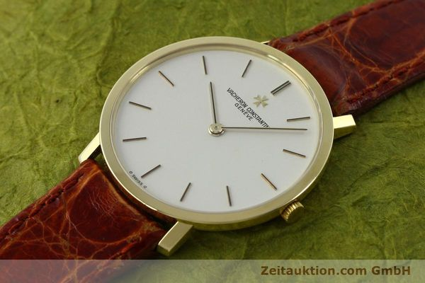 Used luxury watch Vacheron & Constantin Classique 18 ct gold manual winding Kal. 1003/1 Ref. 33003  | 151762 01