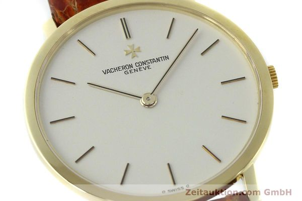 Used luxury watch Vacheron & Constantin Classique 18 ct gold manual winding Kal. 1003/1 Ref. 33003  | 151762 02