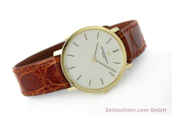 Used luxury watch Vacheron & Constantin Classique 18 ct gold manual winding Kal. 1003/1 Ref. 33003  | 151762 03
