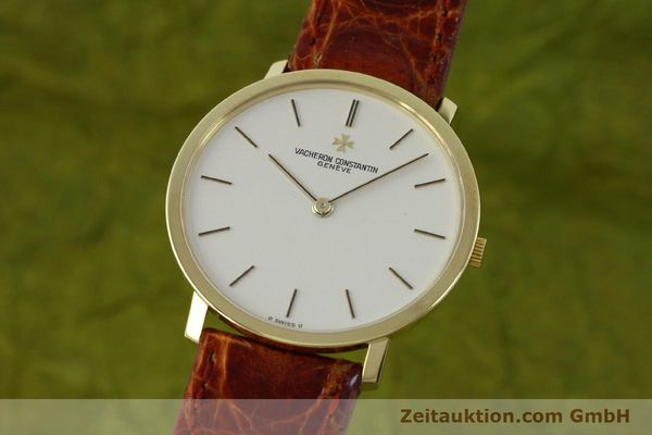 Used luxury watch Vacheron & Constantin Classique 18 ct gold manual winding Kal. 1003/1 Ref. 33003  | 151762 04
