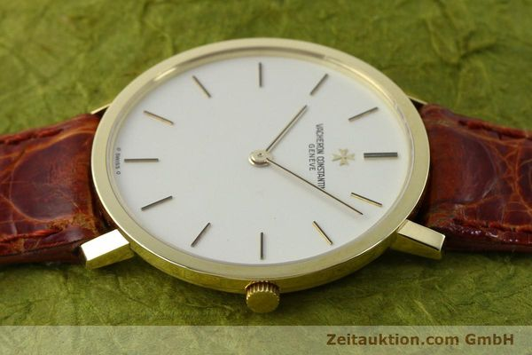 Used luxury watch Vacheron & Constantin Classique 18 ct gold manual winding Kal. 1003/1 Ref. 33003  | 151762 05