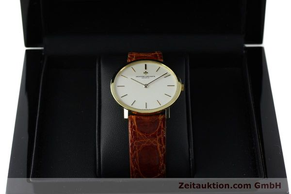 Used luxury watch Vacheron & Constantin Classique 18 ct gold manual winding Kal. 1003/1 Ref. 33003  | 151762 07