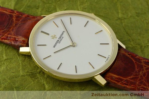 Used luxury watch Vacheron & Constantin Classique 18 ct gold manual winding Kal. 1003/1 Ref. 33003  | 151762 13