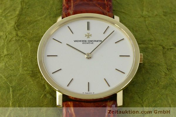 Used luxury watch Vacheron & Constantin Classique 18 ct gold manual winding Kal. 1003/1 Ref. 33003  | 151762 14
