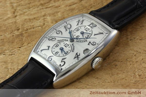 Used luxury watch Franck Muller Master Banker steel automatic Kal. 2800MB ETA 2892A2 Ref. 2852MB  | 151765 01