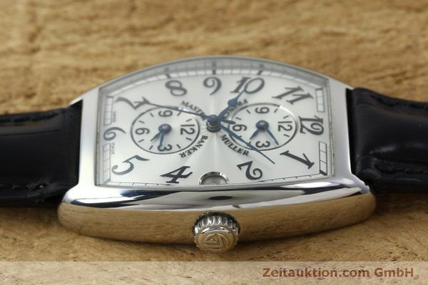 Used luxury watch Franck Muller Master Banker steel automatic Kal. 2800MB ETA 2892A2 Ref. 2852MB  | 151765 05