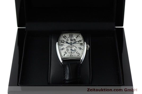 Used luxury watch Franck Muller Master Banker steel automatic Kal. 2800MB ETA 2892A2 Ref. 2852MB  | 151765 07