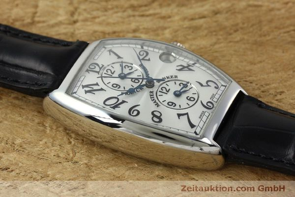 Used luxury watch Franck Muller Master Banker steel automatic Kal. 2800MB ETA 2892A2 Ref. 2852MB  | 151765 13