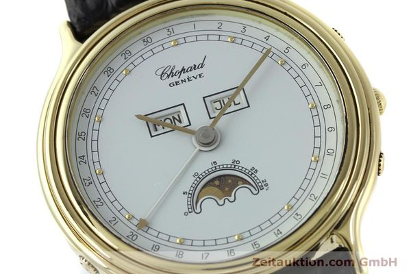 Used luxury watch Chopard Luna Doro 18 ct gold quartz Kal. 605/444 Ref. 1103  | 151767 02