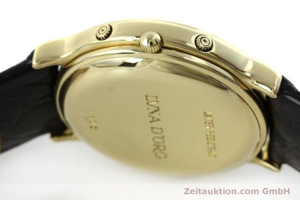 Used luxury watch Chopard Luna Doro 18 ct gold quartz Kal. 605/444 Ref. 1103  | 151767 08