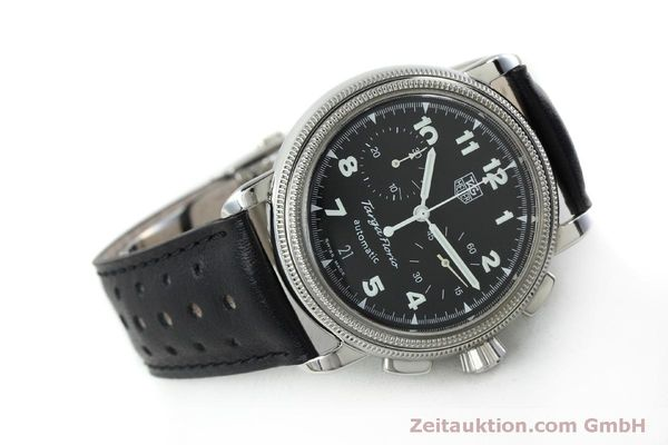 Used luxury watch Tag Heuer Targa Florio chronograph steel automatic Kal. ETA 2894-2 Ref. CX2110  | 151772 03