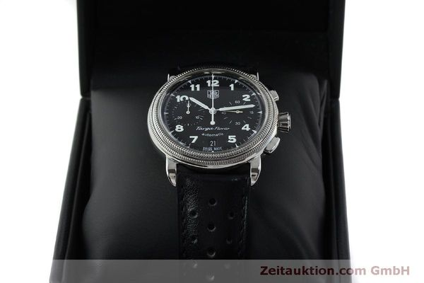Used luxury watch Tag Heuer Targa Florio chronograph steel automatic Kal. ETA 2894-2 Ref. CX2110  | 151772 07