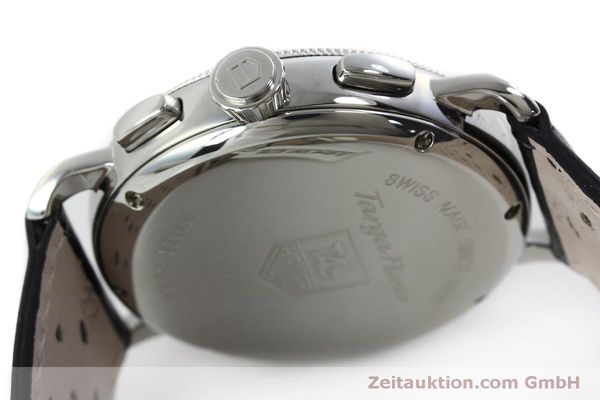 Used luxury watch Tag Heuer Targa Florio chronograph steel automatic Kal. ETA 2894-2 Ref. CX2110  | 151772 08
