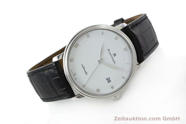 Used luxury watch Blancpain Villeret steel automatic Kal. 1150 Ref. 6223  | 151773 03