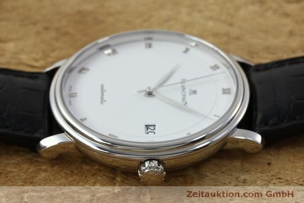Used luxury watch Blancpain Villeret steel automatic Kal. 1150 Ref. 6223  | 151773 05
