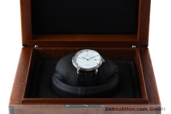 Used luxury watch Blancpain Villeret steel automatic Kal. 1150 Ref. 6223  | 151773 07
