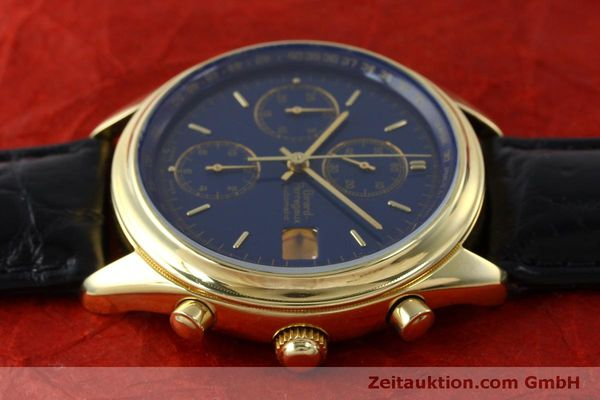 Used luxury watch Girard Perregaux * chronograph 18 ct gold automatic Kal. 8000-514  | 151776 05