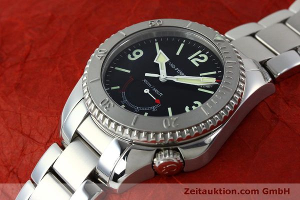 Used luxury watch Girard Perregaux Sea Hawk steel automatic Kal. 330C Ref. 4992  | 151777 01