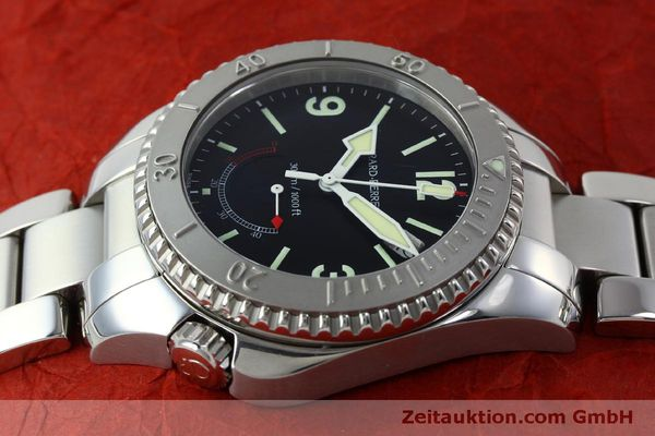 Used luxury watch Girard Perregaux Sea Hawk steel automatic Kal. 330C Ref. 4992  | 151777 05