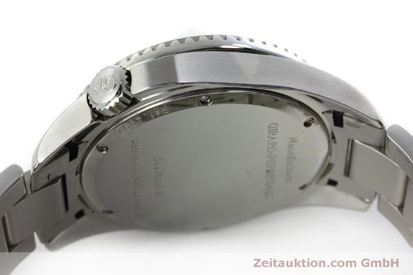 Used luxury watch Girard Perregaux Sea Hawk steel automatic Kal. 330C Ref. 4992  | 151777 11