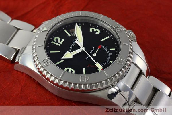 Used luxury watch Girard Perregaux Sea Hawk steel automatic Kal. 330C Ref. 4992  | 151777 16