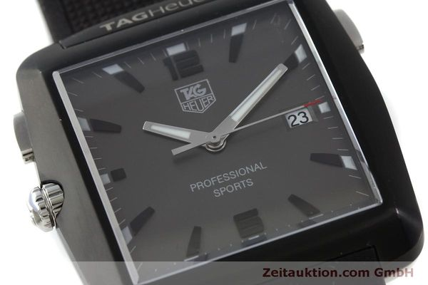 Used luxury watch Tag Heuer Professional steel / titanium quartz Kal. Ronda 1005 Ref. WAE1113  | 151782 02