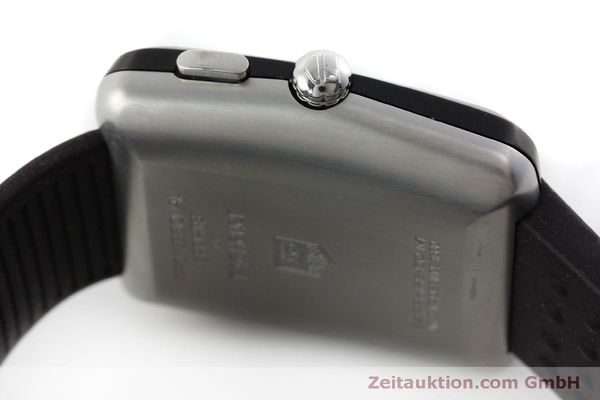 Used luxury watch Tag Heuer Professional steel / titanium quartz Kal. Ronda 1005 Ref. WAE1113  | 151782 08