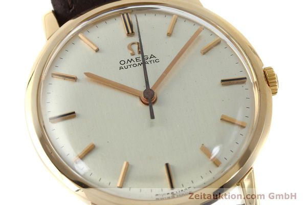 Used luxury watch Omega * 18 ct gold automatic Kal. 552 VINTAGE  | 151787 02